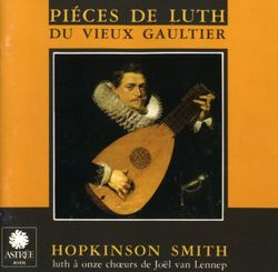 Suite en re min : Prelude - HOPKINSON SMITH