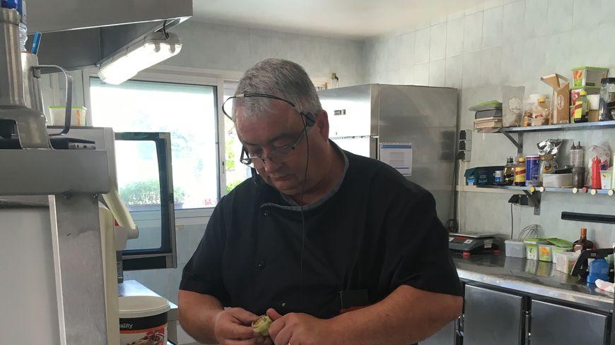 Le Chef Sébastien Proux