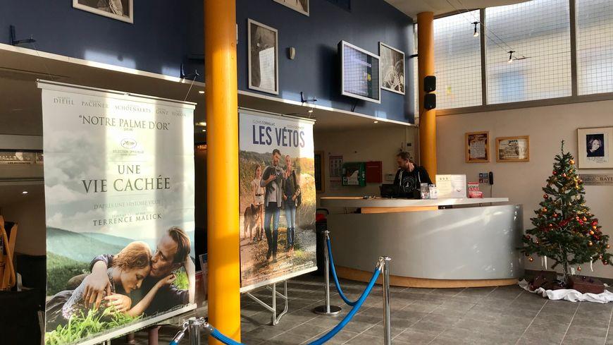 """Au total """"La Sénéchal"""" a diffusé 364 films durant l'année 2019."""