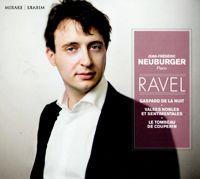 Gaspard de la Nuit de Maurice Ravel interprété par Jean-Frédéric Neuburger