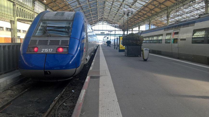 Le trafic des trains sera encore perturbé en Centre-Val de Loire pour ce mercredi 1er janvier