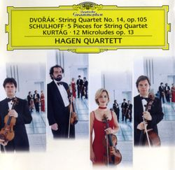 Quatuor a cordes n°14 en La bémol Maj op 105 b 193 : Molto vivace - LUKAS HAGEN