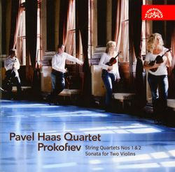Quatuor à cordes n°1 en si min op 50 : 1 - Allegro - QUATUOR PAVEL HAAS