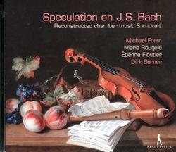 Choral BWV 639 : Ich ruf' zu dir Herr Jesu Christ - arrangement pour flûte à bec et basse continue - MICHAEL FORM