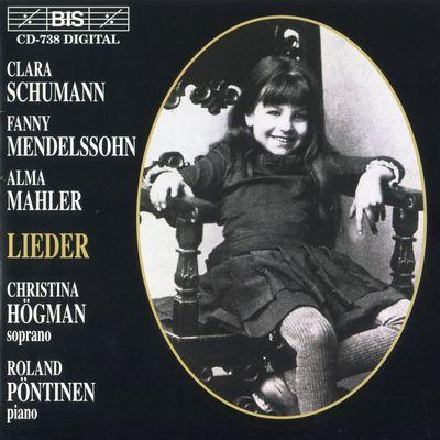 CHRISTINA HOGMAN  ROLAND PONTINEN sur France Musique