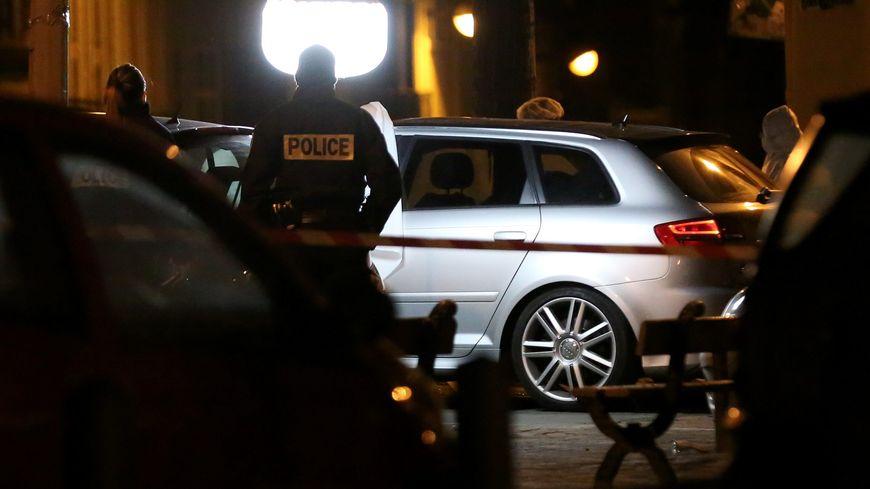 Une opération de police à Marseille (image d'illustration)