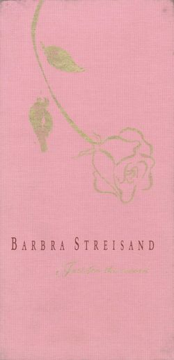 What are you doing the rest of your life (with Michel Legrand) (demo) - BARBRA STREISAND