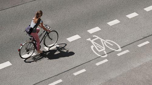 Les pistes cyclables et la révolution