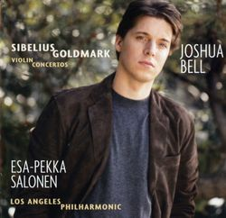 Concerto n°1 en la min op 28 : Andante - pour violon et orchestre - JOSHUA BELL