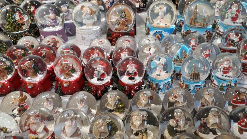 le marché de Noël de la place Broglie a fermé le 24 décembre