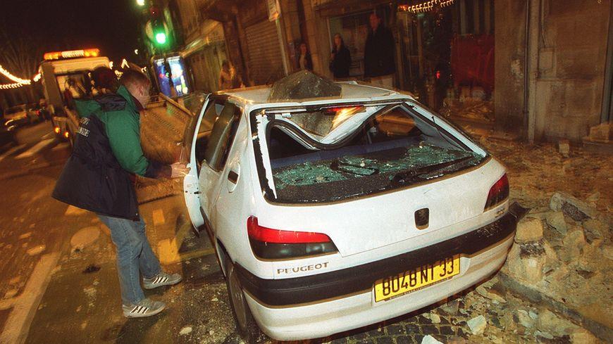 La tempête Martin de 1999 avait fait de nombreux dégâts à Bordeaux.