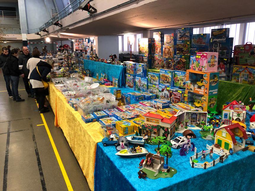 Des ventes de Playmobil en vrac