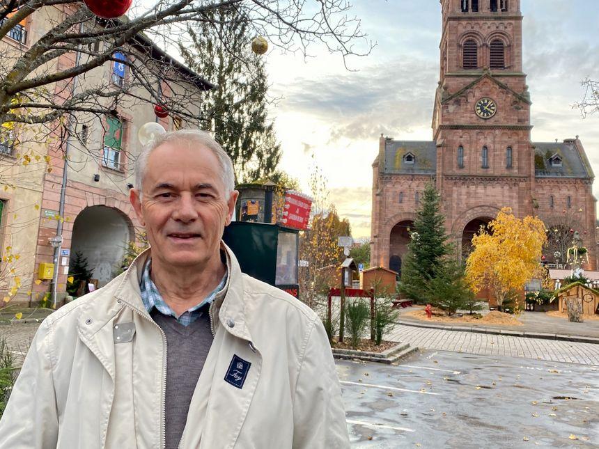 Munster, Pierre Gsell, président de l'Office de Tourisme