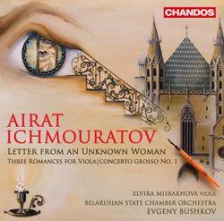 Concerto grosso pour clarinette violon alto violoncelle piano percussions n°1 op 28 : 3. Allegro con brio - AIRAT ICHMOURATOV