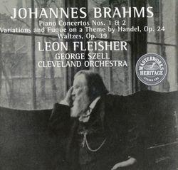 Valse en ré min op 39 nº9 pour piano - LEON FLEISHER