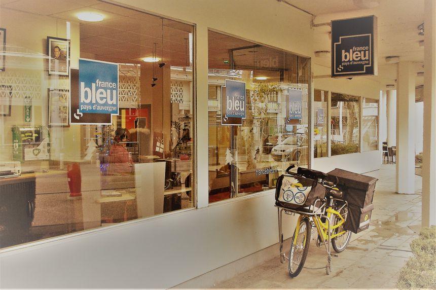 France Bleu Pays d'Auvergne vous accueille 80 bd François Mitterrand à Clermont-Ferrand