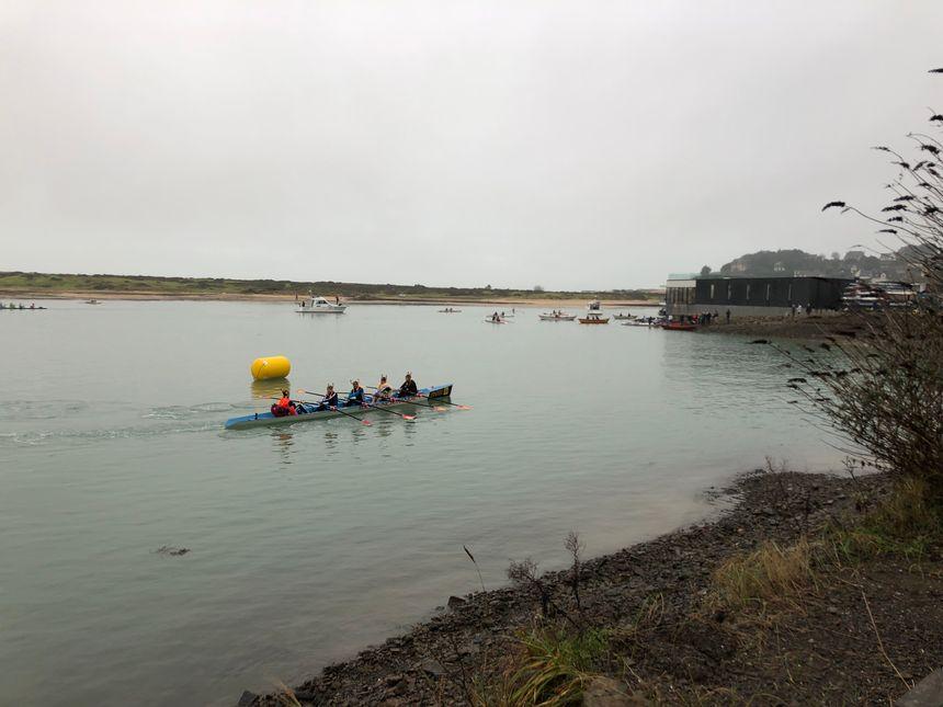 Un équipage de vikings