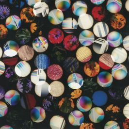 "Pochette de l'album ""There is love in you"" par Four Tet"