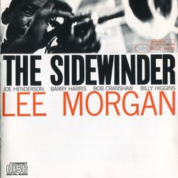 The sidewinder - LEE MORGAN