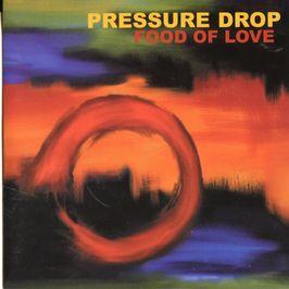 """Pochette de l'album """"Food of love"""" par Pressure Drop"""