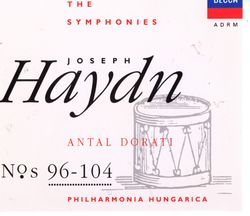 Symphonie en Ré Maj HOB I : 101 L'horloge : 1. Adagio - presto