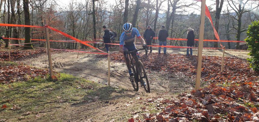 Parcours compliqué pour cette 13ème édition du Cyclo-cross des Crouchaux