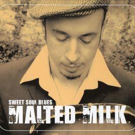 """Pochette de l'album """"Sweet soul blues"""" par Malted Milk"""