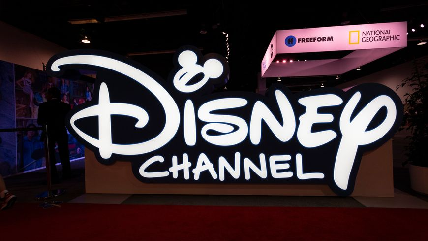Image d'illustration Disney Channel, Californie août 2019.
