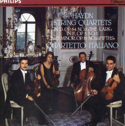 Quatuor a cordes en ré min op 76 nº2 HOB III : 76 : Finale - QUARTETTO ITALIANO