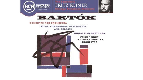 Concerto pour orchestre de Béla Bartók par Fritz Reiner et le Chicago Symphony Orchestra