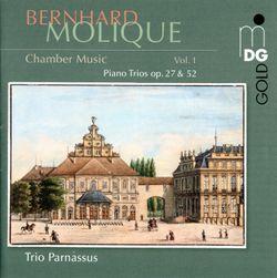 Trio pour piano en Ré Maj op 27 : 2. Scherzo - JULIA GALIC