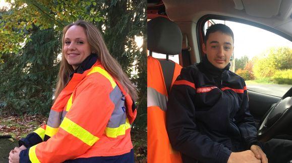 La formation et l'engagement des sapeurs-pompiers