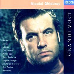 Don Carlo : ella giammai m'amo (acte IV) air de Philippe II - Nicolai Ghiaurov