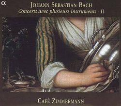 Concerto brandebourgeois n°3 en Sol Maj BWV 1048 pour cordes et basse continue : Allegro - adagio