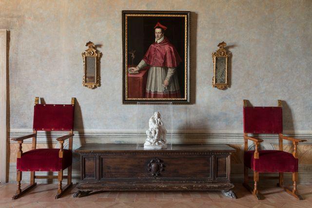 Portrait du cardinal Ferdinand de Médicis
