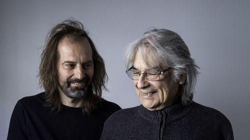 Les accordéonistes Raúl Barboza et Chango Spasiuk pour leur projet « Chamamé Yeroki Neemboe »