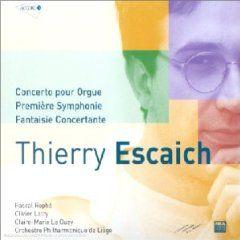 Concerto - allegro moderato / Pour orgue et orchestre - OLIVIER LATRY
