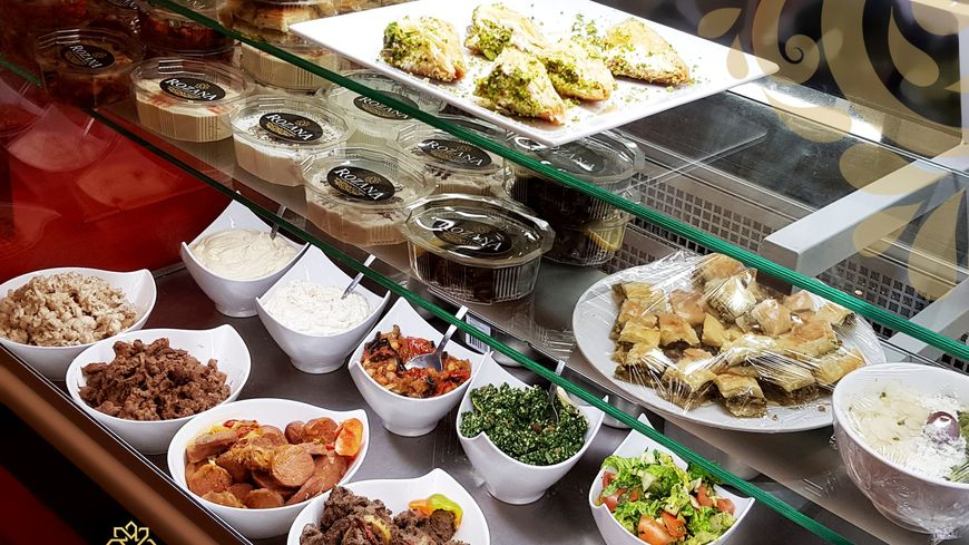 Cuisine syrienne et libanais