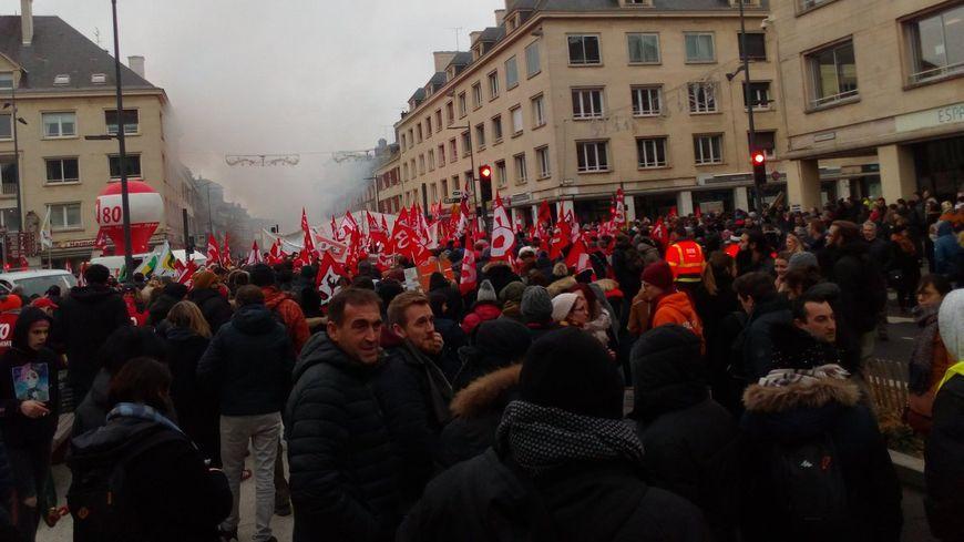 Une nouvelle manifestation est organisée ce jeudi à 14h au départ de la maison de la culture à Amiens