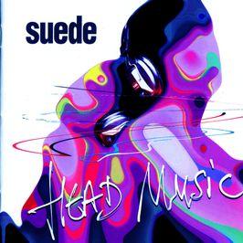 """Pochette de l'album """"Headmusic"""" par Suede"""