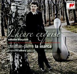 Dans ma maison - pour voix et piano / arrangement pour violoncelle et piano - CHRISTIAN-PIERRE LA MARCA