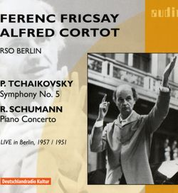 Symphonie n°5 en mi min op 64 : 5 - finale : andante - allegro vivace - ALFRED CORTOT