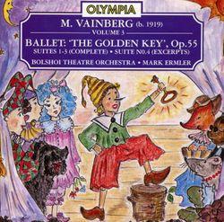 La clé d'or Suite n°2 op 55b : 6. Scherzo