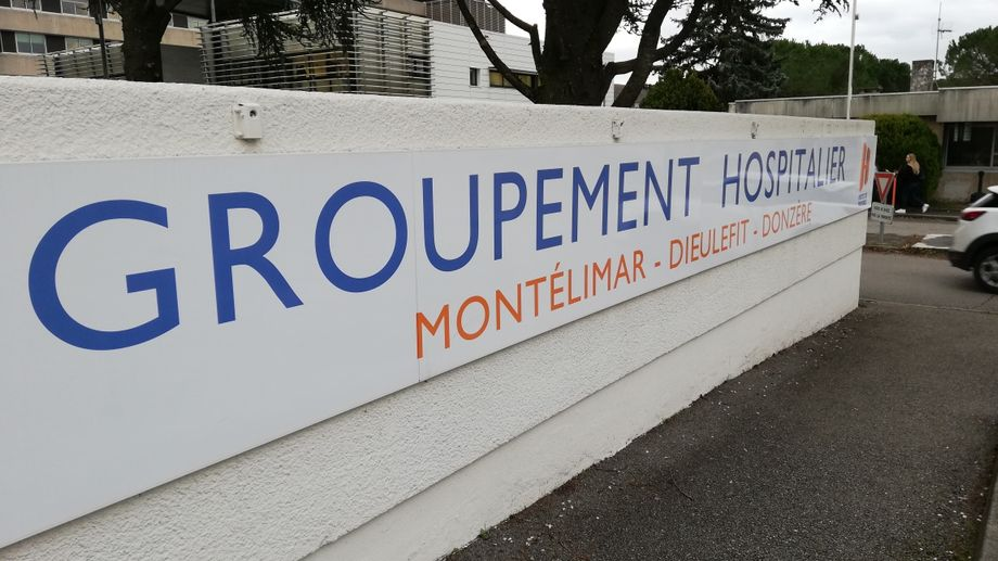 ardèche drôme hôpital france montélimar