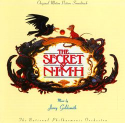 The secret of NIHM : Main title - DON BLUTH