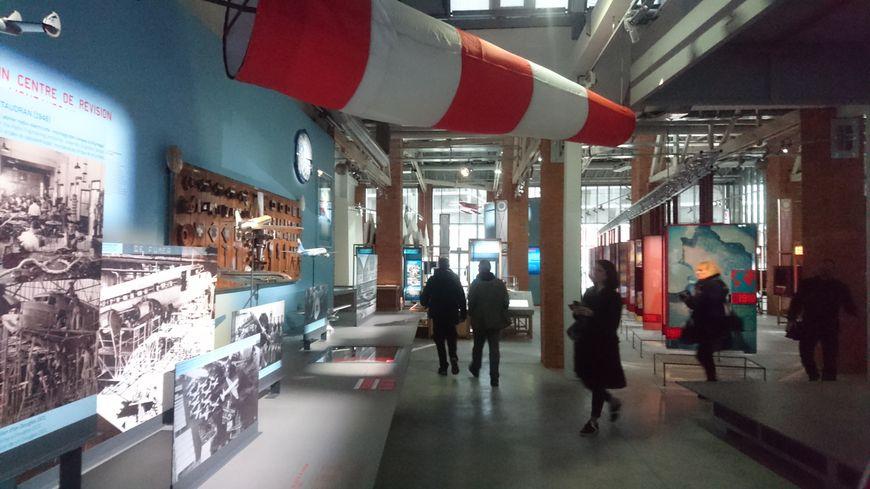Le musée est situé à Toulouse Montaudran, d'où sont partis en 1918 et 1933 pour l'Afrique et l'Amérique du Sud les avions de l'Aéropostale.