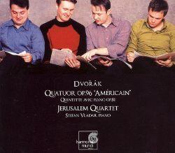 Quintette pour quatuor à cordes et piano n°2 en La Maj op 81 B 155 : 3. Scherzo furiant. Molto vivace - Trio. Poco tranquillo - ALEXANDER PAVLOVSKY