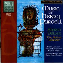 Dido and Aeneas Z 626 : The witches' dance  (Acte III) - MARY THOMAS