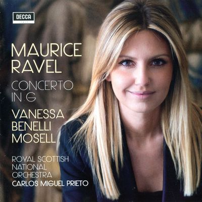 VANESSA BENELLI-MOSELL sur France Musique
