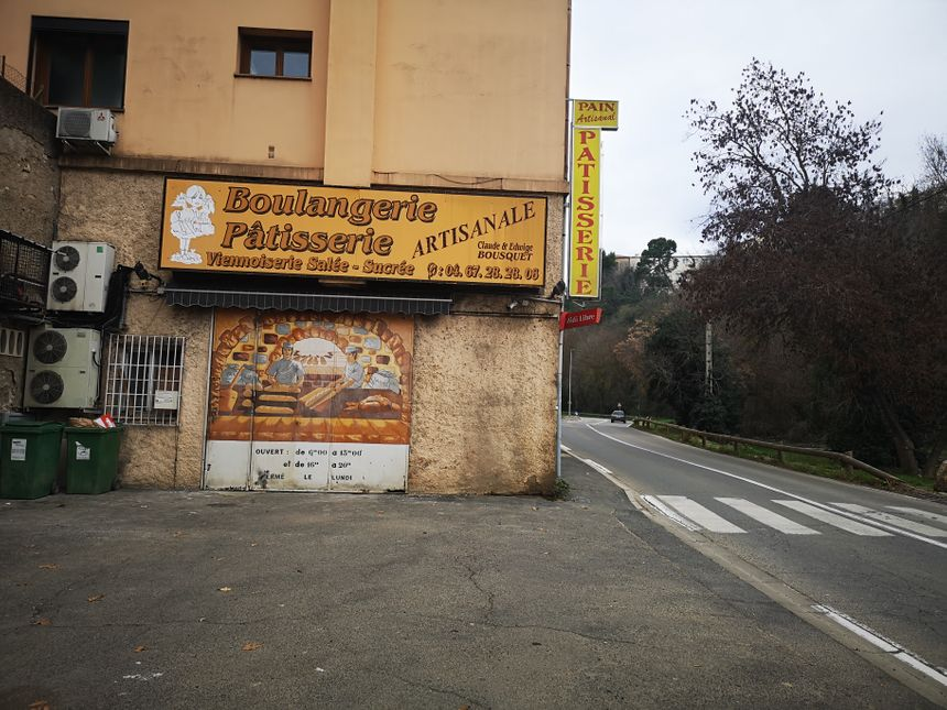 La boulangerie Bousquet  (Béziers)